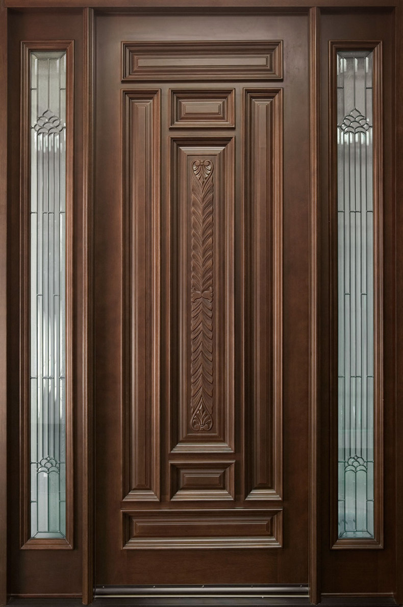 Doors jupiter furnishing for Single wooden door designs 2016